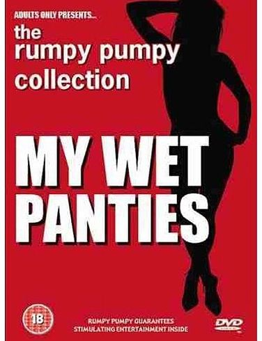 Adult DVD-My Wet Panties
