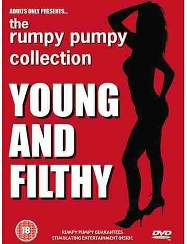 Adult DVD-Young & Filthy