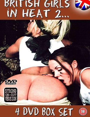 ADULT DVD - BRITISH GIRLS IN HEAT V2