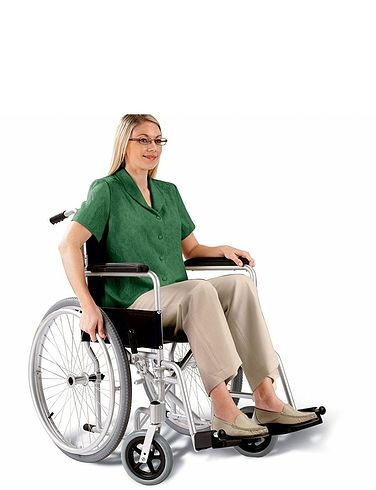Lightweight Self Proppled Wheelchair
