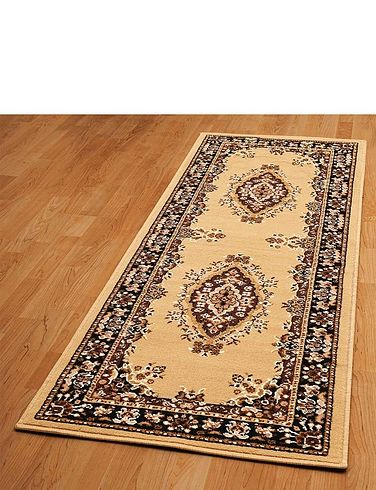 Genuine Wilton 'Mona Lisa' Runner