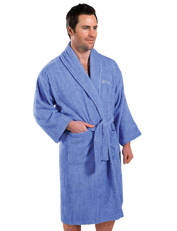 100% quality latest sale los angeles Men's Cotton Bathrobe