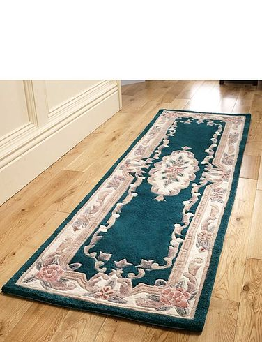 Aubusson Wool Runner