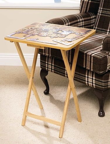 Foldaway Occasional Table
