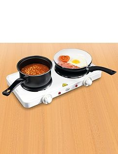 Double 2500w Hotplate