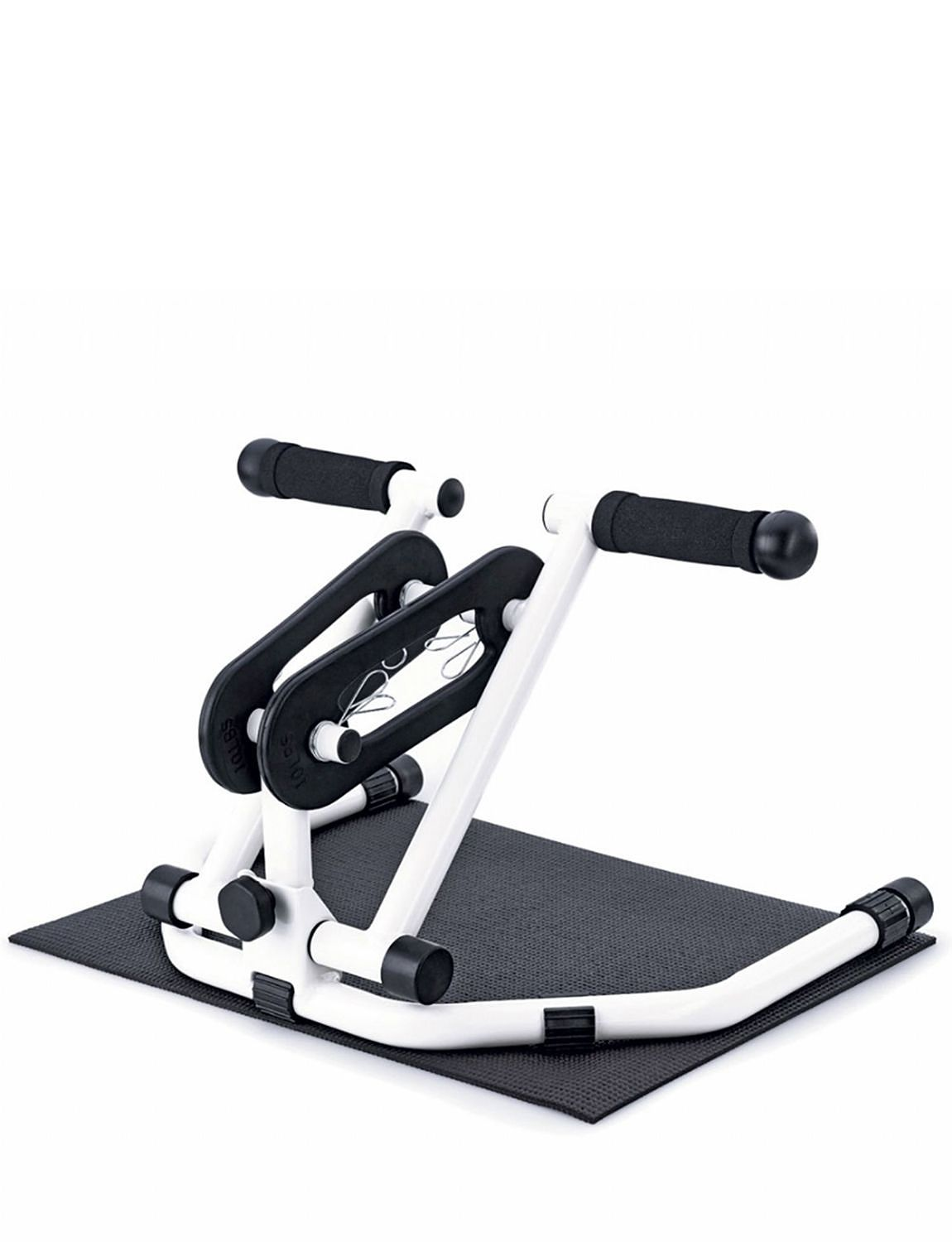 2 - In -1 Armchair Pedal Exerciser - Lifestyle Health ...