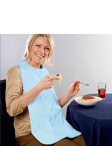Neck Bib Apron - MULTI