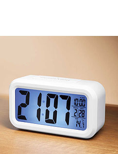 Big Number Back-Lit Alarm Clock