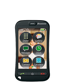 Big Screen Easy-To-Use Touch Screen Phone