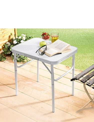 Foldable Adjustable Picnic Table
