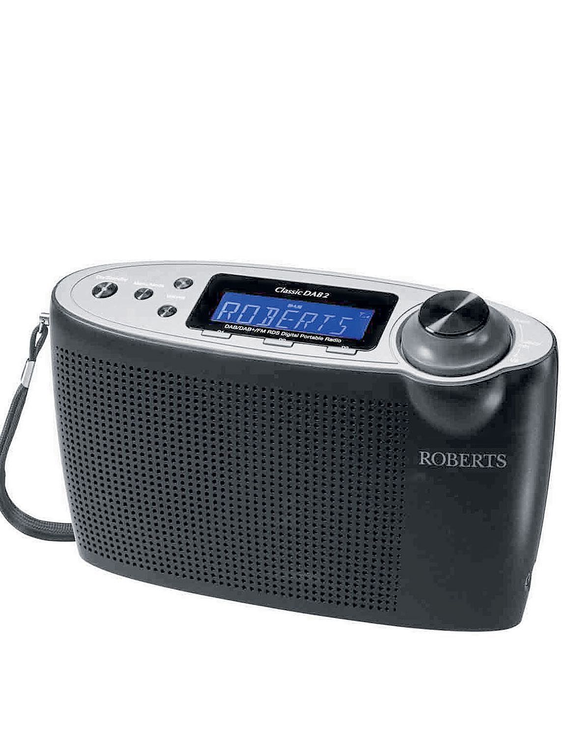 Classic dab2 roberts radio home household electricals for Classic house radio