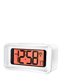 Extra Large Digit Radio Controlled Alarm Clock
