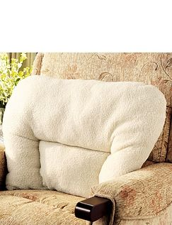 Sherpa Fleece Support Cushion TwIn Pack Offer