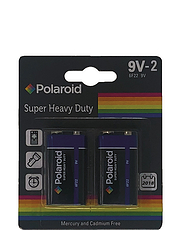 Polaroid Quality 2 x 9V Batteries