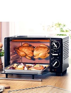 Table Top Mini Oven- With Rotisserie