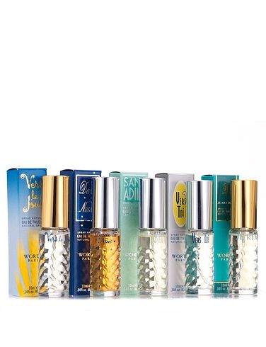 Worth Set Of 5 x Mini Edt