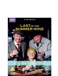Last of the Summer Wine Series 21 & 22