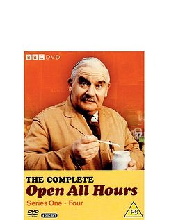 Open All Hours 1- 4 Boxset