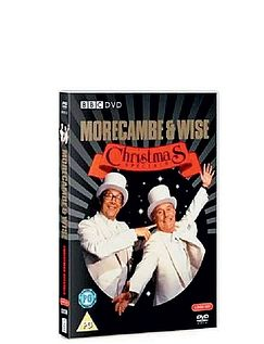 Morecombe & Wise Christmas Specials DVD