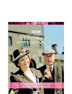 Keeping Up Appearances Series 1 & 2