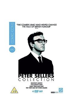 Peter Sellers DVD Collection