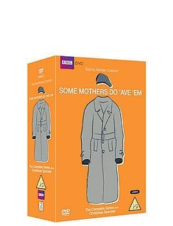 Some Mothers Do Ave Em: DVD Series 1-3 Plus Christmas Specials
