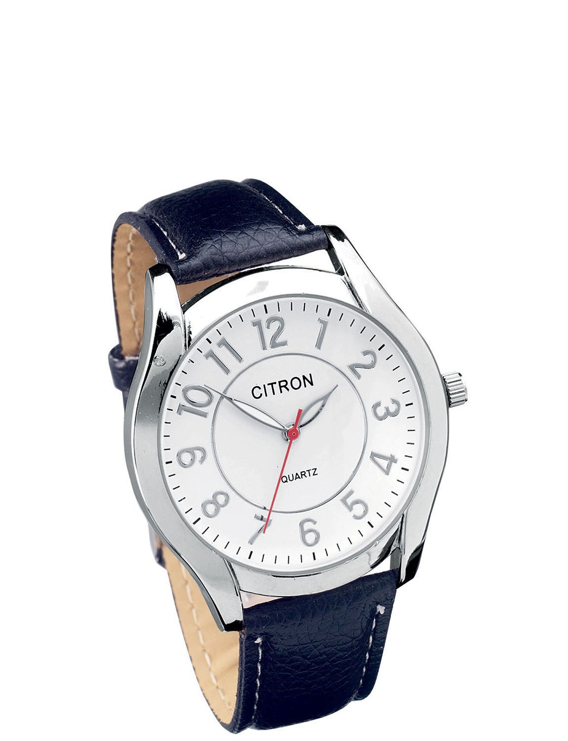 Citron Mens Analogue Watch Lifestyle Jewellery Amp Watches