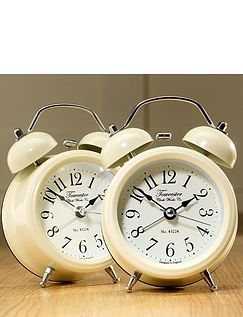 Pembridge' Traditional Alarm Clock