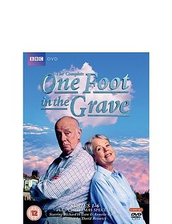 One Foot In The Grave DVD: Complete Series