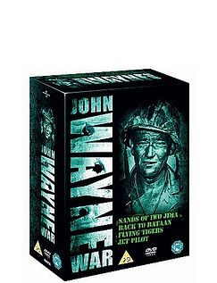 John Wayne War Collection