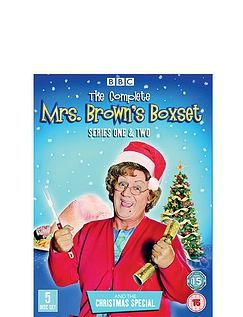 Mrs Brown's Boys - DVD Series 1-2 Complete/Christmas Special