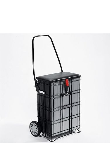 Shop A Seat 2 Wheel Trolley