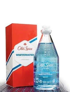 Old Spice Whitewater Aftershave