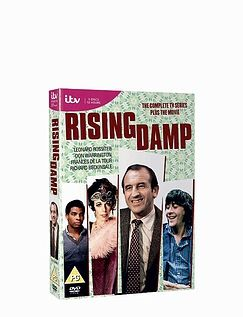 Rising Damp – The Complete Collection