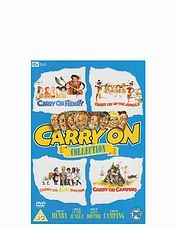 Carry On DVD's - Volume 2