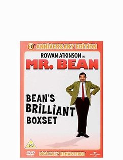 Mr Bean Box set