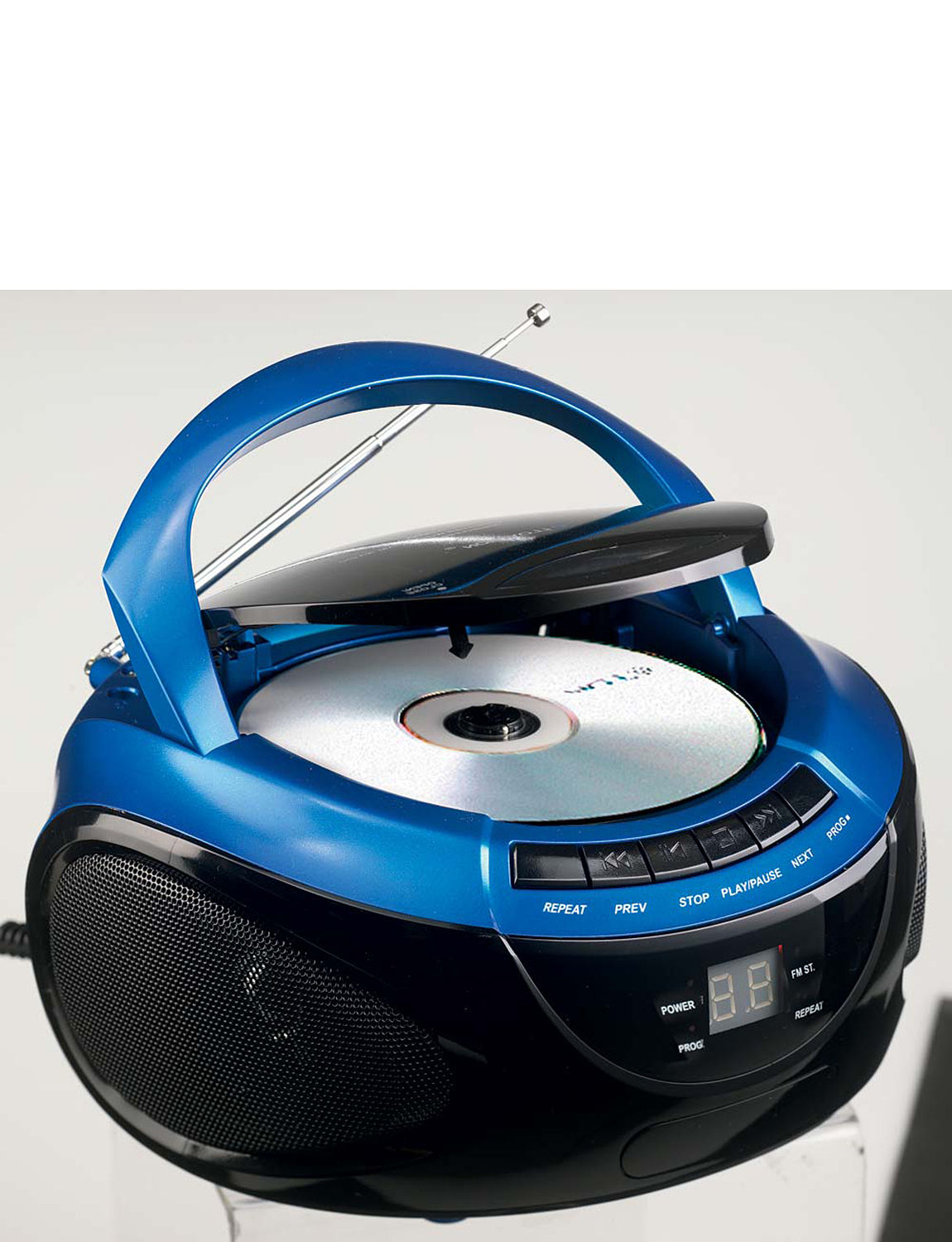 portable cd player with am fm radio home. Black Bedroom Furniture Sets. Home Design Ideas
