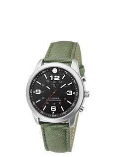 Radio Controlled Military Style Watch