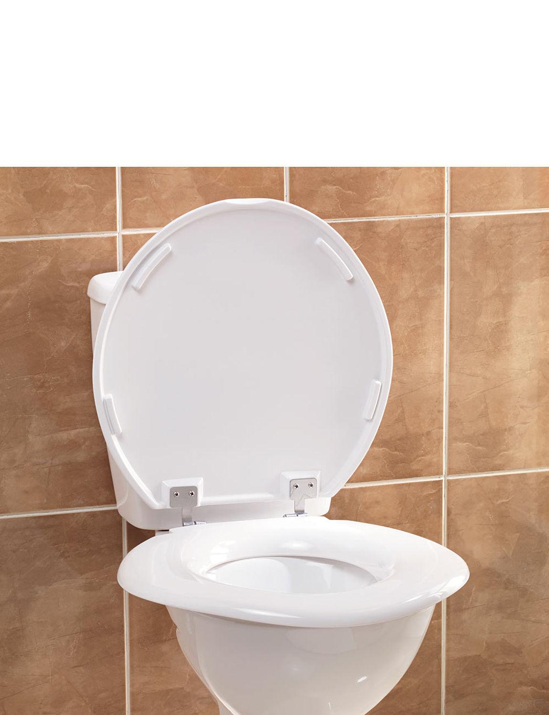 large toilet seat