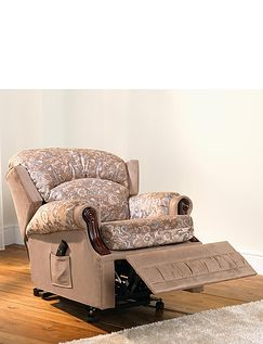 Chorlton Rise and Recliner Chair
