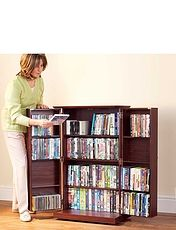Deluxe Standing Media Storage Cabinet/TV Stand