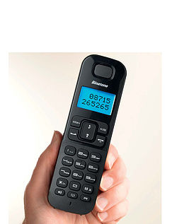 Digital Cordless Single Telephone with Answering Machine