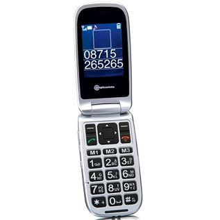 Flip-Up Mobile Phone