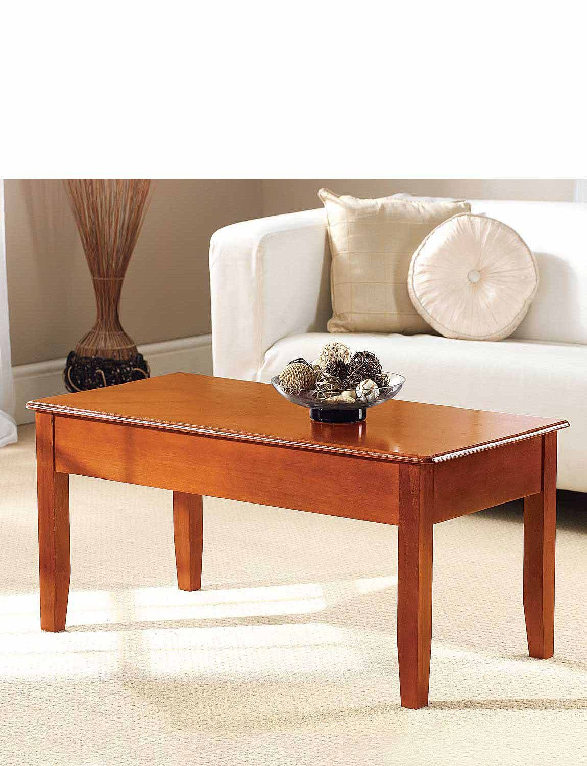 2 In 1 Dining Coffee Table With Hidden Storage Chums