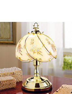 Set Of 2 Classic Touch Lamps