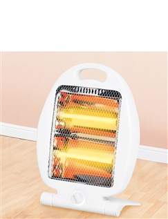 Upright Halogen Heater