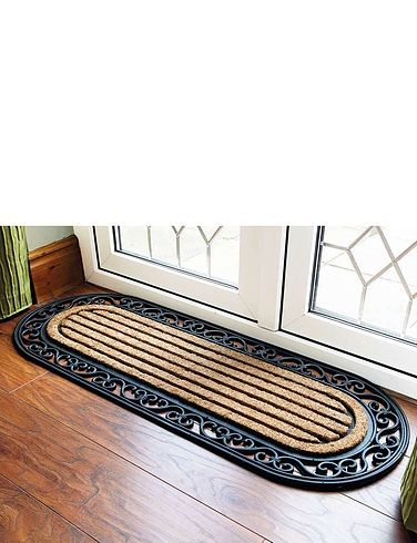 Double Door Mat