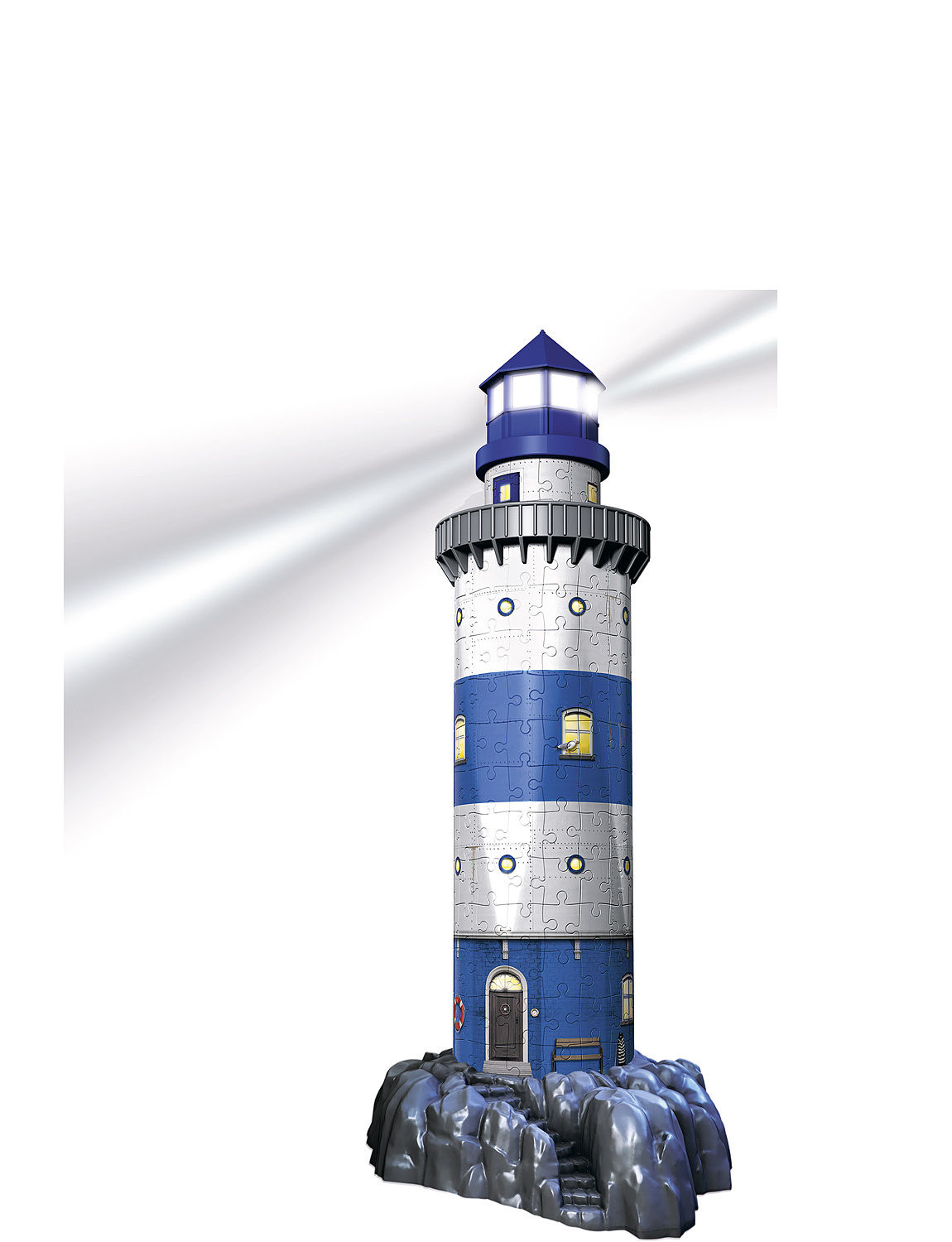 Build Your Own Model Lighthouse - House Design And ...