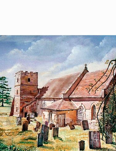 Grovely loxely church 1000pc jigsaw puzzle chums for Potting medium crossword clue