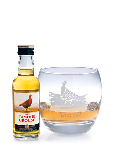 Famous Grouse Drinks Set